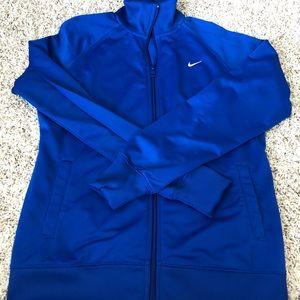 Bright blue Nike Track Jacket